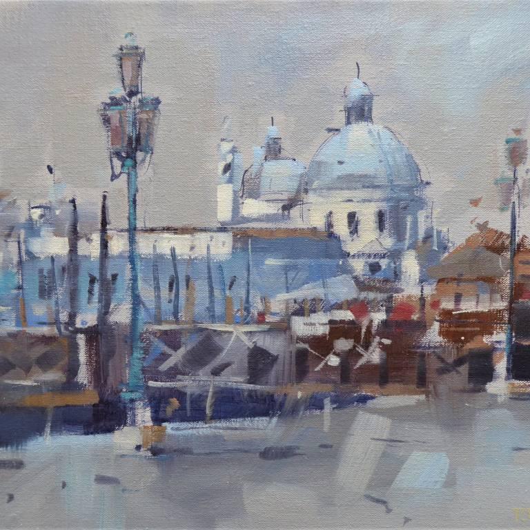 Peter Foyle - Silver Light, Venice