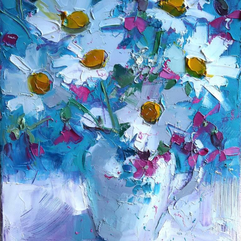 Jennifer Mackenzie - Wildflowers