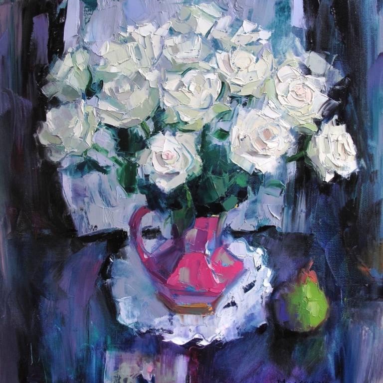 Jennifer Mackenzie - White Roses