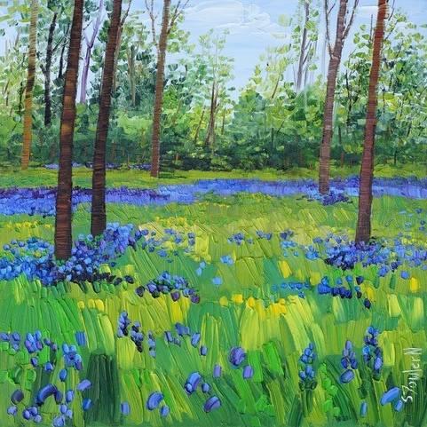 Sheila Fowler - Bluebells