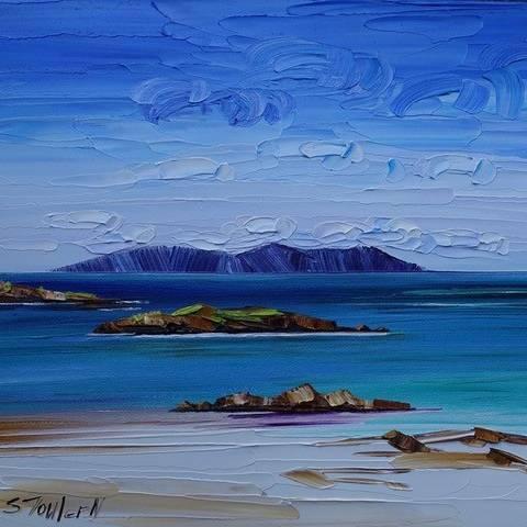 Sheila Fowler - Iona Blue