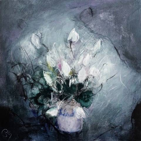 Patricia Sadler - A Gift Of Cyclamen