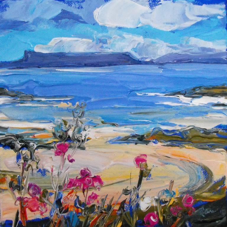 Judith Bridgland - Curve Of The Sea Near Arisaig