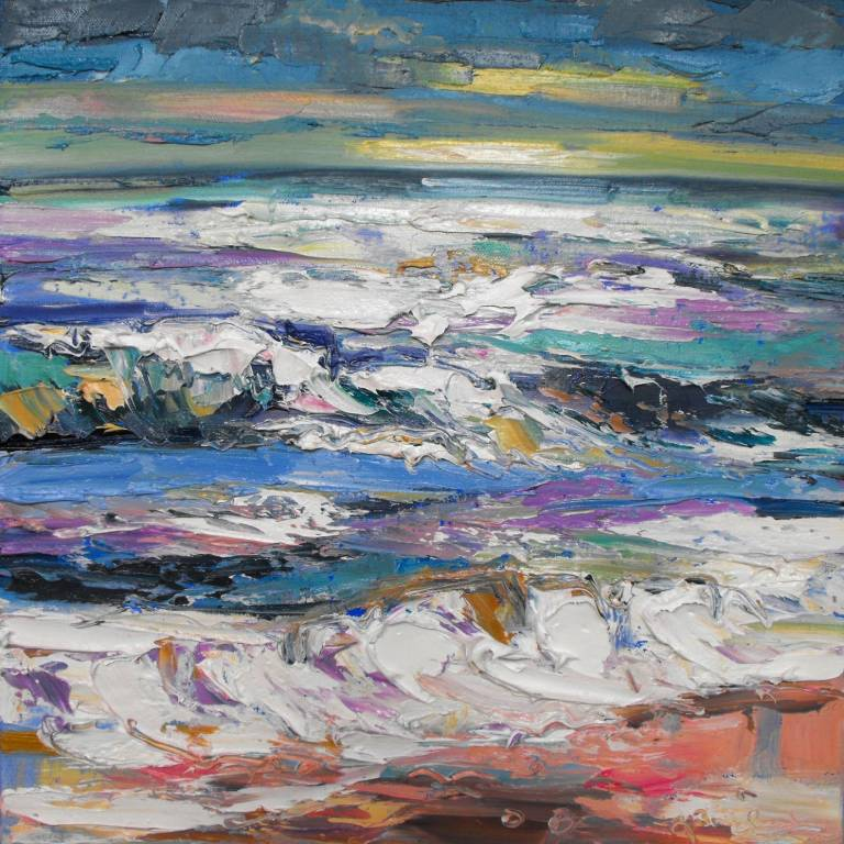 Judith Bridgland - Light On The Sea