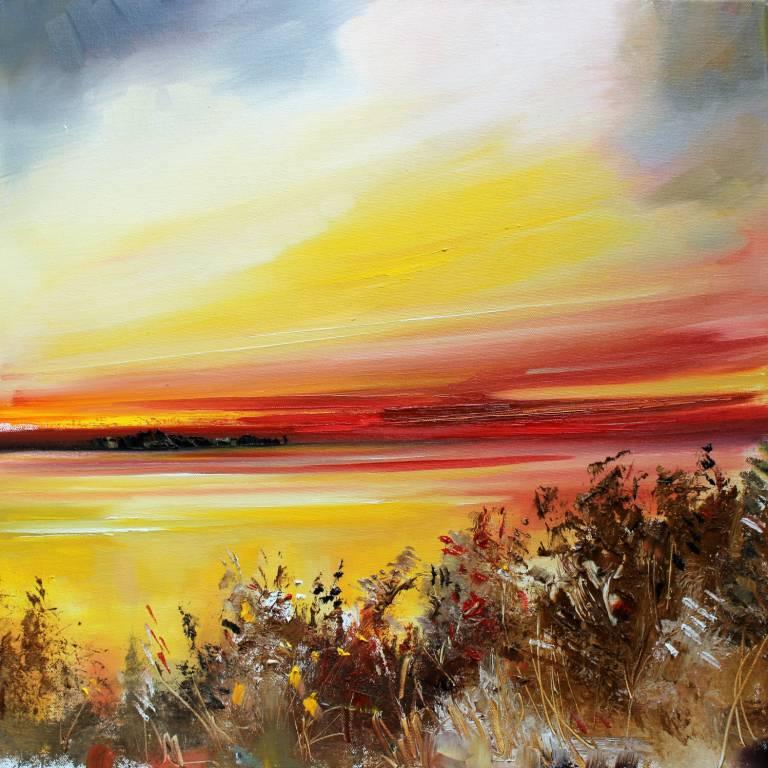 Rosanne Barr - Warm Afterglow