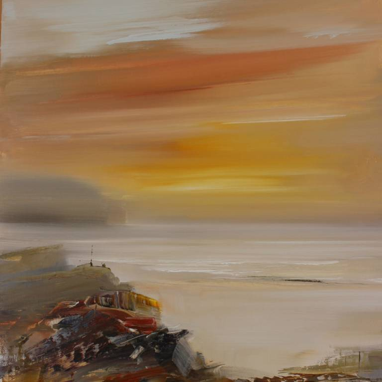 Rosanne Barr - The Cliff View