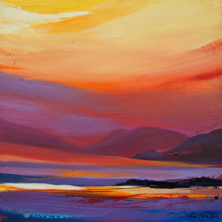 Pam Carter - Sun Rise Textures