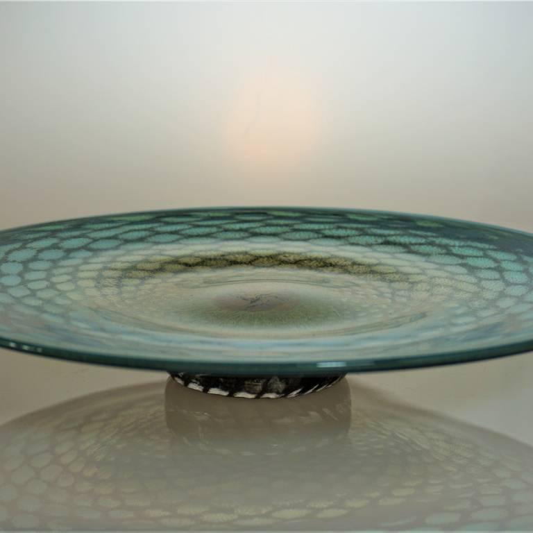 Mermaid Plate Medium