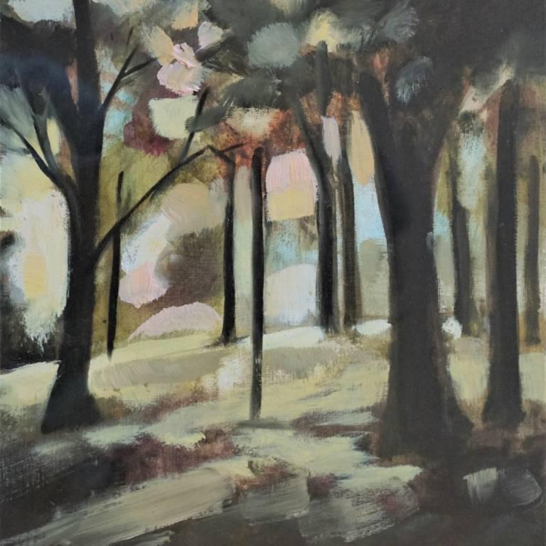 Susan Kennedy - Dusk Stroll