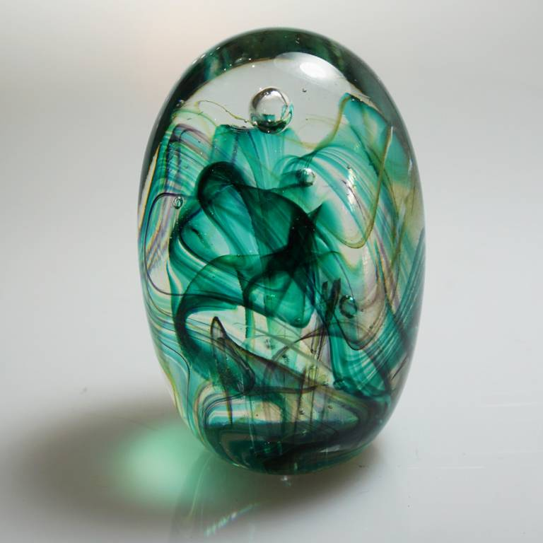 Andrew Sanders & David Wallace - Medium Paperweight