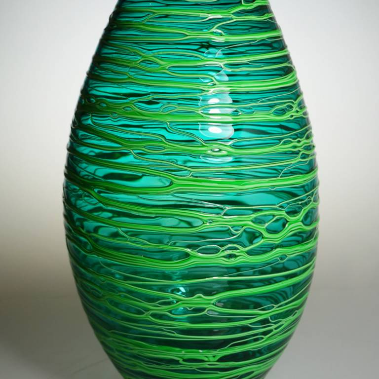 Bob Crooks - Large Round Bound Vase
