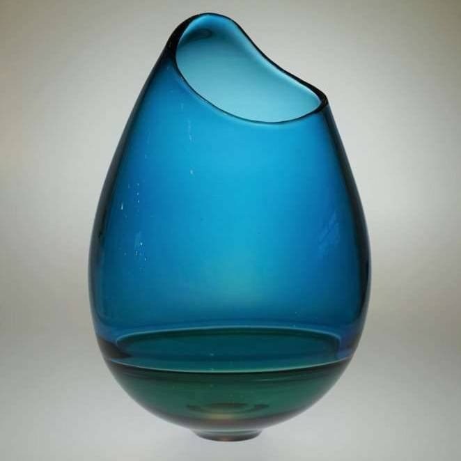 Large Oblique Vase