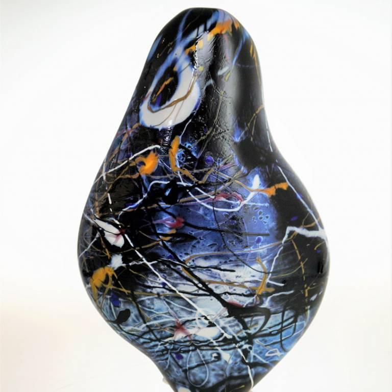 Peter Layton - Pollock Large Organic Stoneform