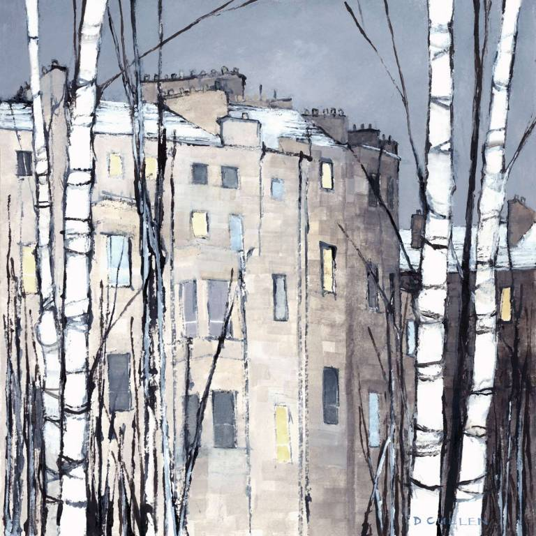 Charing Cross, Winter II