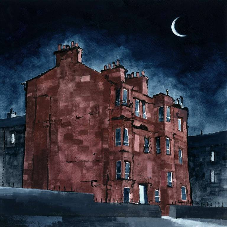 Dominic Cullen - Crescent Moon, East End