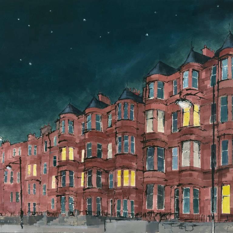 Wilton Street, Stars