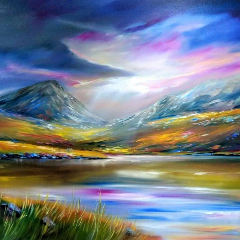 Douglas Roulston - Loch An T-Stob, Jura