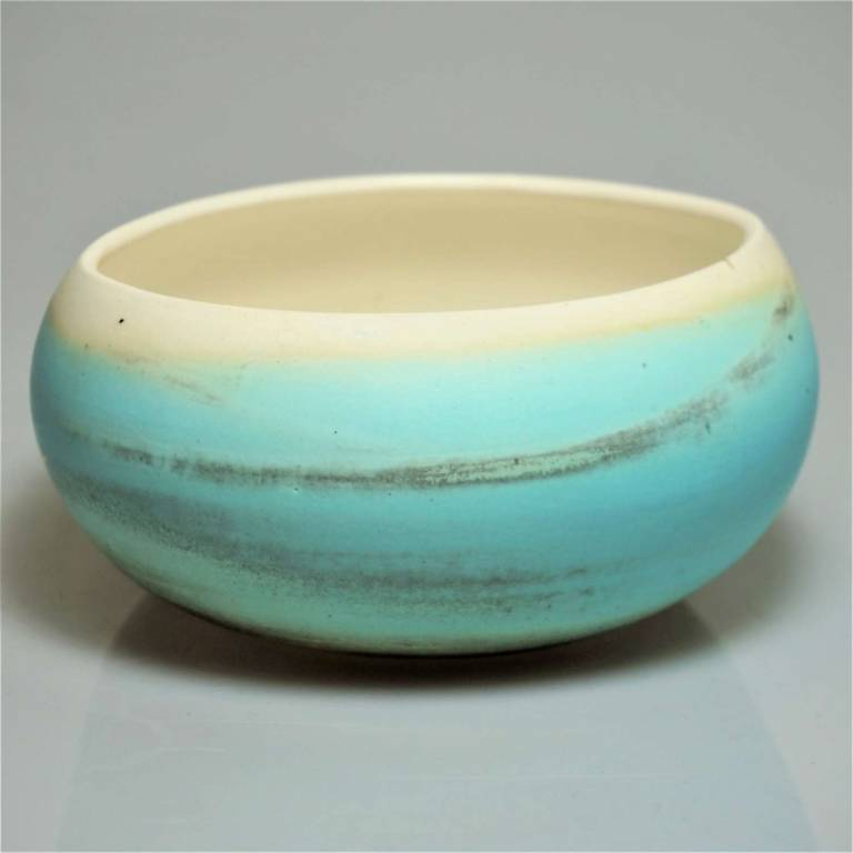 Anna Olson - Oval Bowl Light Blue