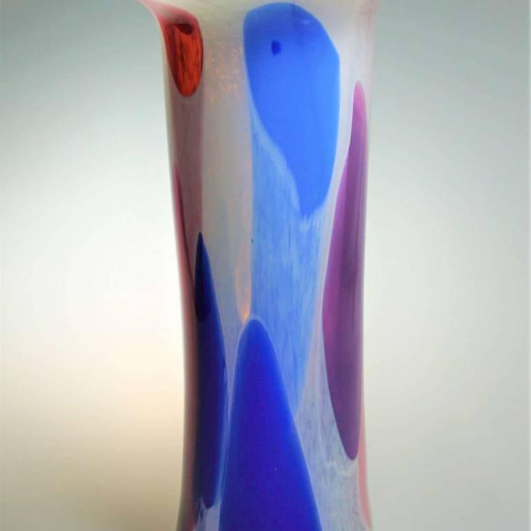 Shakspeare Glass - Medium Nougat Vase