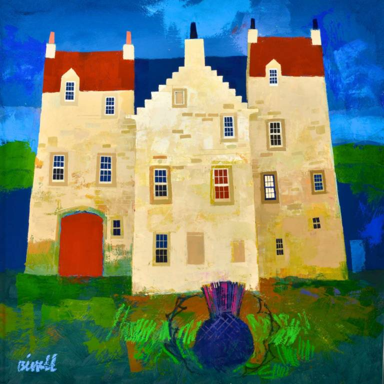 George Birrell - Thistle And Castle