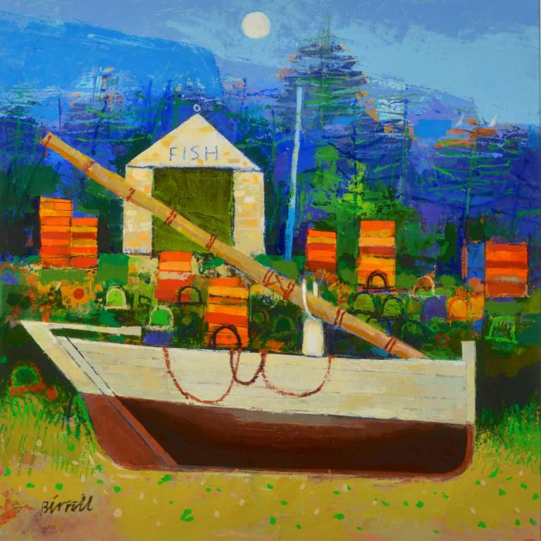 George Birrell - Fishermen's Shed