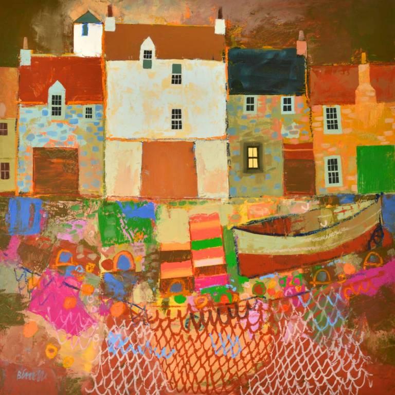 George Birrell - The Harbour Warning Light