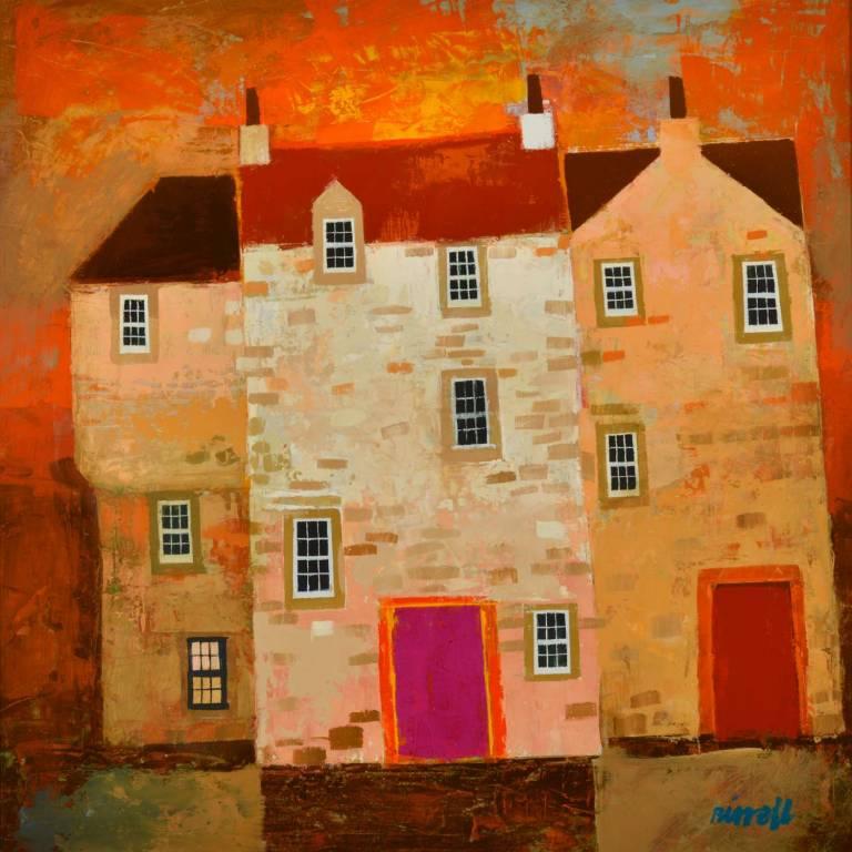 George Birrell - Sunset Houses