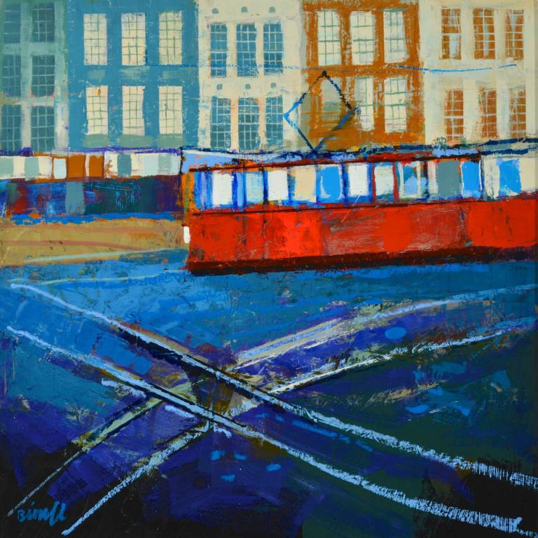 George Birrell - Crossing