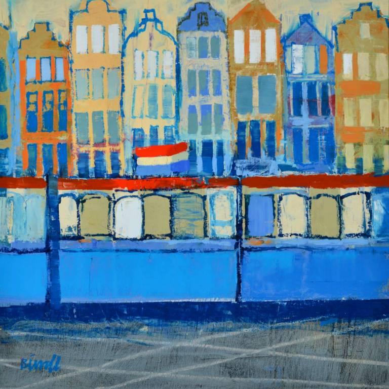 George Birrell - Passing Tram