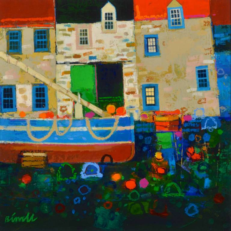 George Birrell - Blue Windows