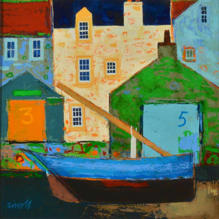 George Birrell - Boat Sheds 3 & 5