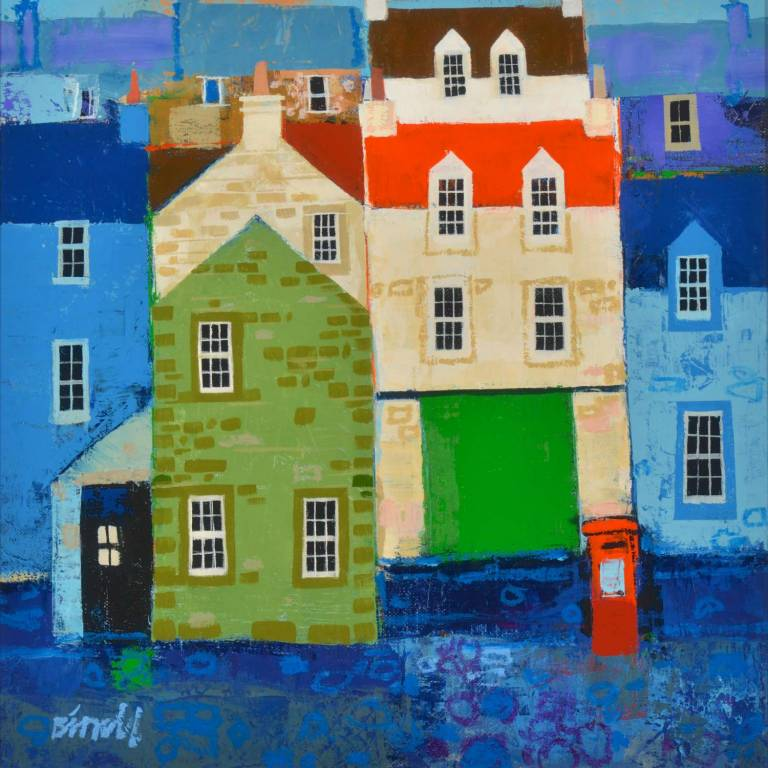 George Birrell - Village Houses