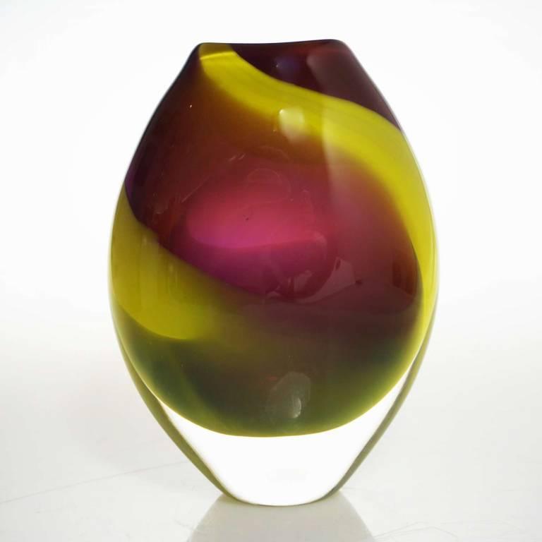 Colour Embrace Vase