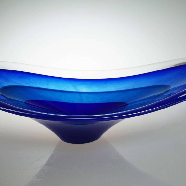 Saturn Bowl Blue