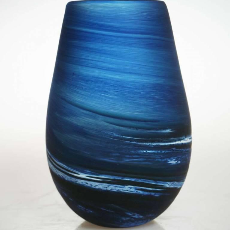 Seaspray Short Bud Vase
