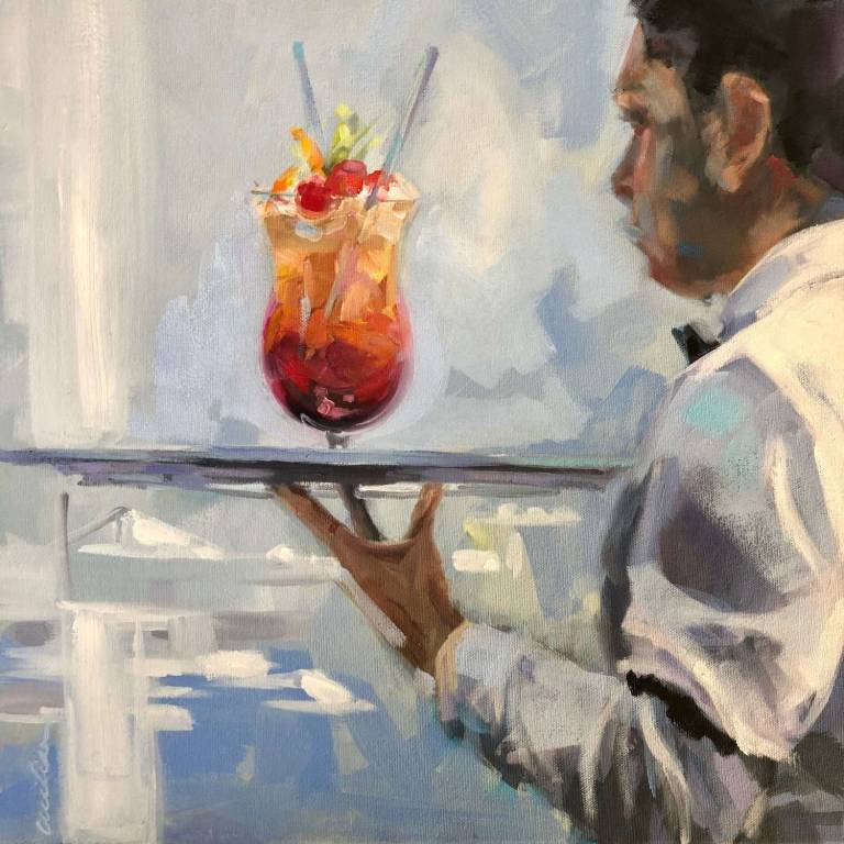 Cecilia Cardiff - Cocktail Hour