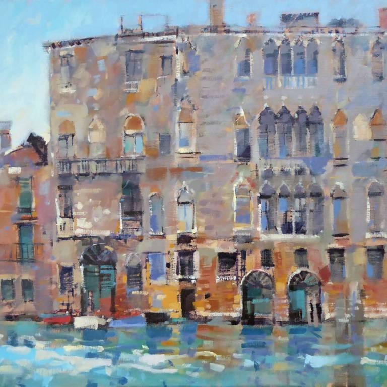 Peter Foyle - Venetian Facade