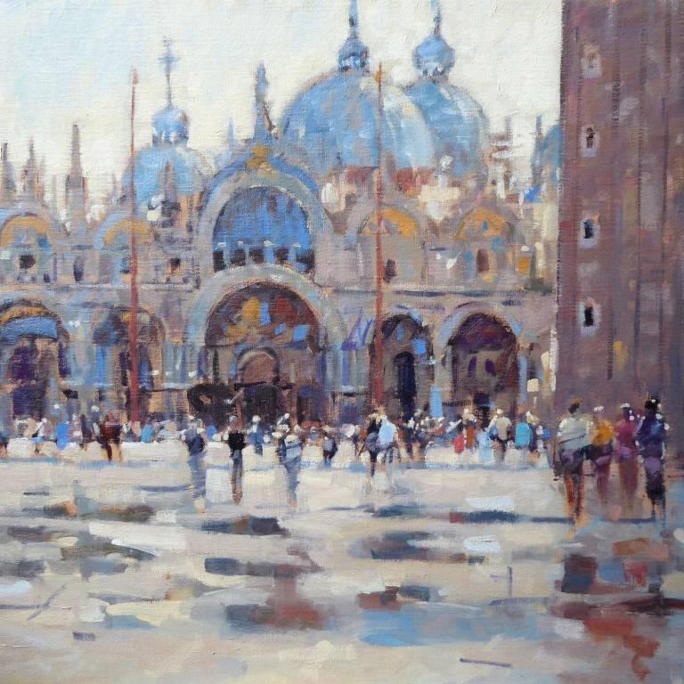 Peter Foyle - Reflections, Venice