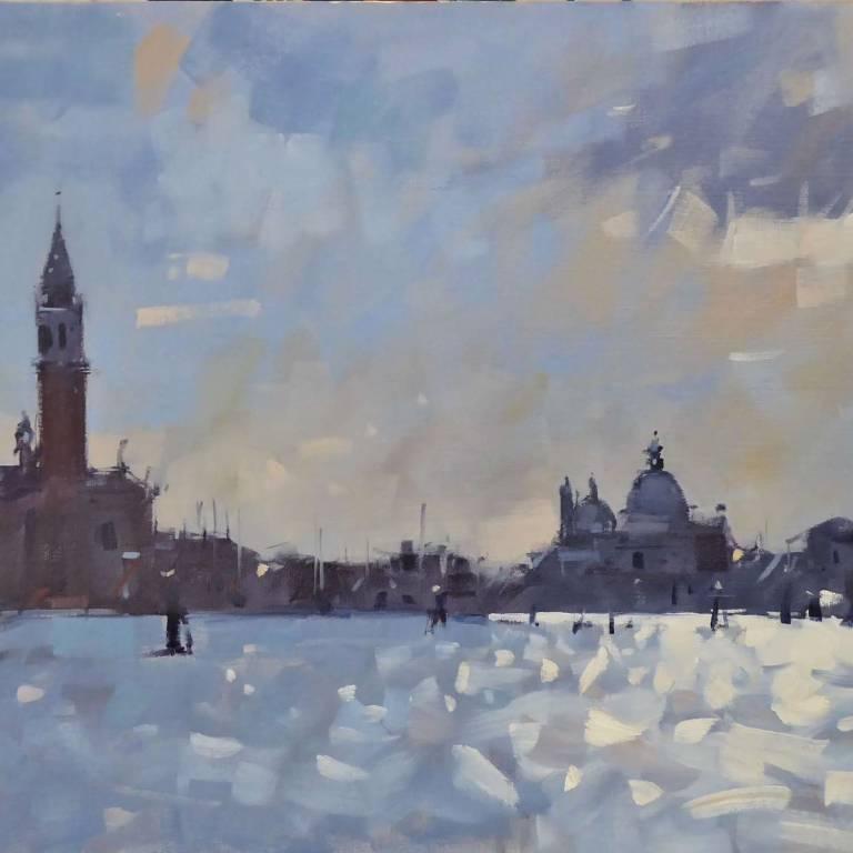 Peter Foyle - Evening Light, Venice
