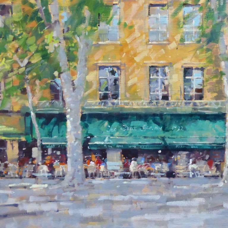 Peter Foyle - Les Deux Garcons, Aix