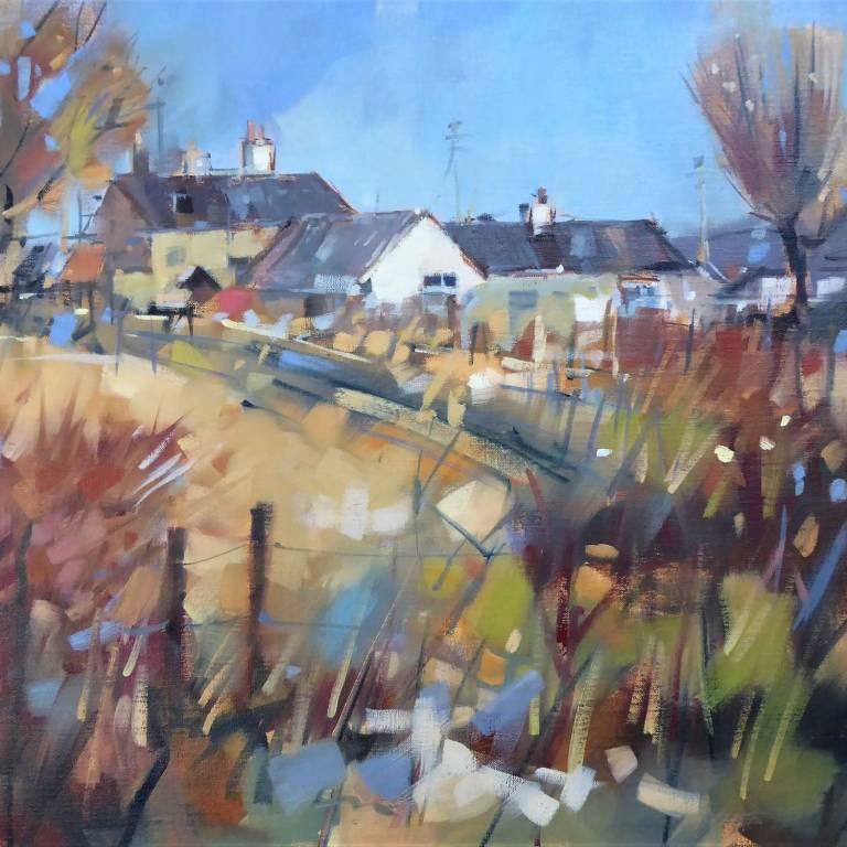 Peter Foyle - Farmhouse, Ayrshire