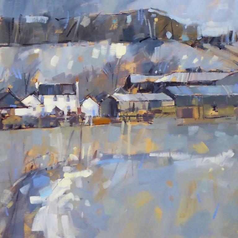 Peter Foyle - Winter Farm, Ayrshire