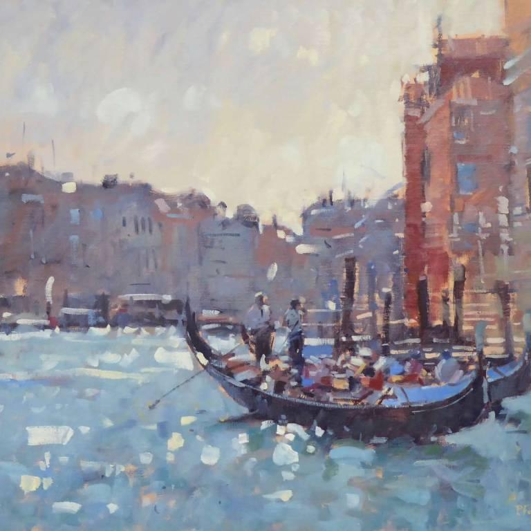 Peter Foyle - Two Gondolas