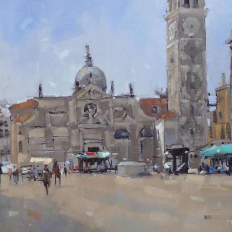 Peter Foyle - Santa Maria Formosa, Venice