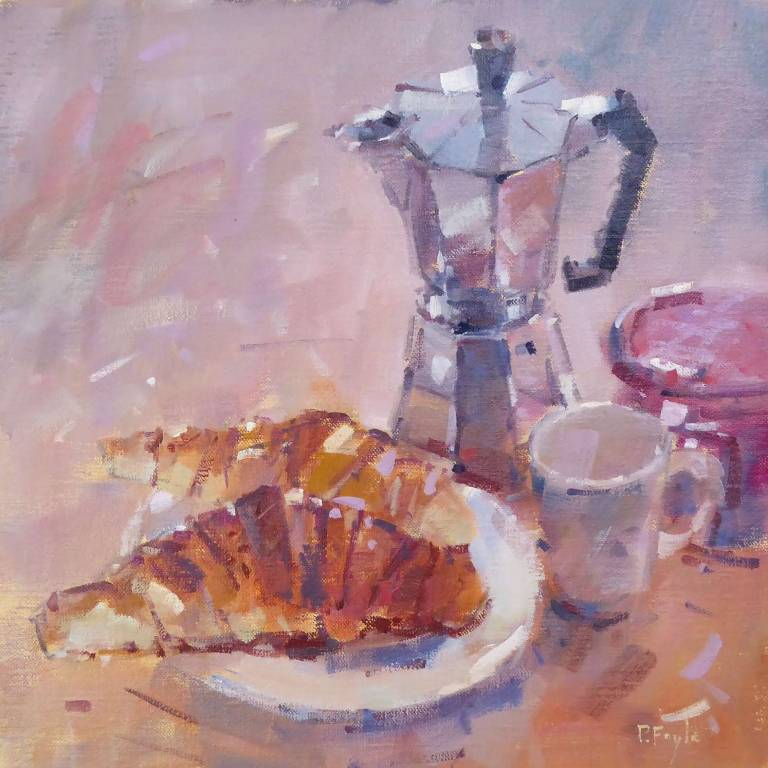 Peter Foyle - Coffee And Croissants