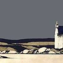 Ron  Lawson Prints - Hebridean Blue (Framed Limited Edition Print)