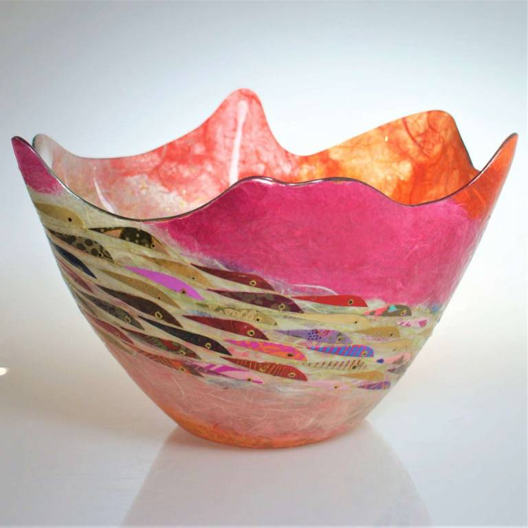Margaret  Johnson - Large Splash Bowl