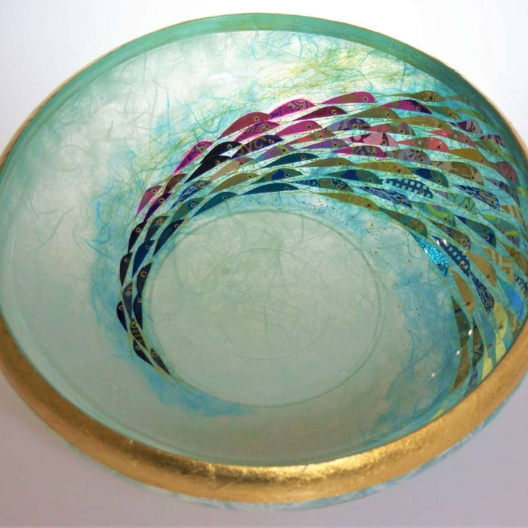 Margaret  Johnson - Large Pool Bowl