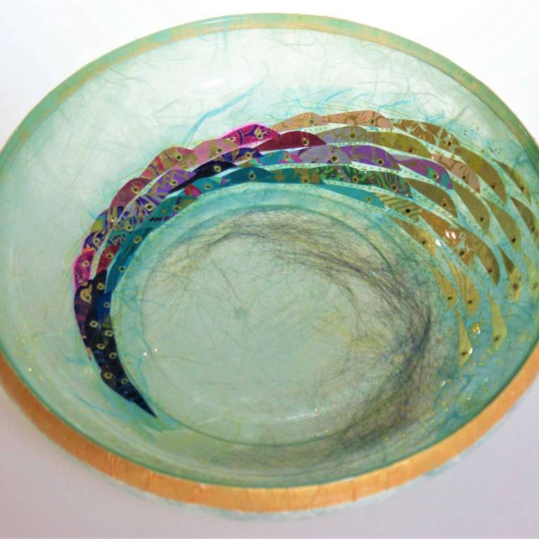 Margaret  Johnson - Medium Pool Bowl