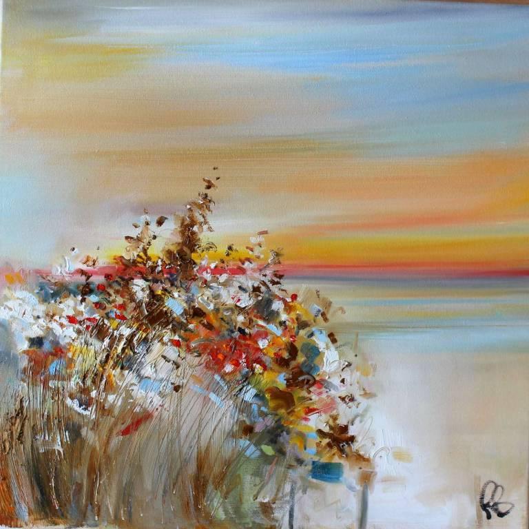 Rosanne Barr - Floral Shores